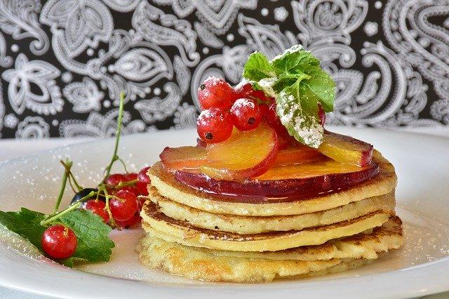 Peachy Pancake sauce